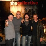 At The Collective School in NY with Zeppetella, Goines, Plainfield