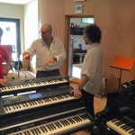 at Tube Studio with Vittorio Mezza