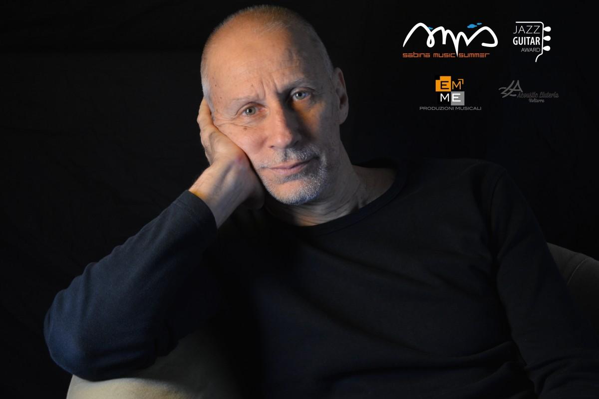 Jazz Guitar Award, La Commissione | Umberto Fiorentino