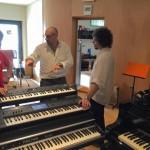 at Tube Studio with Vittorio Mezza